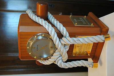 RARE Corum Trofeo Portofino Match Race 1987 Yacht Club Italiano