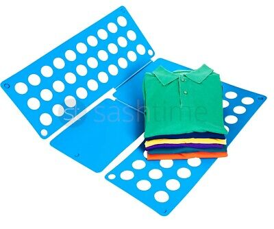 T Shirt Folder Adult Magic Clothes  Jumpers Organiser Fold Laundry Suitcase Easy