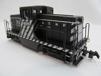Bachmann Spectrum Santa Fe GE 44 Ton Switcher Diesel Locomotive Engine C-9 New