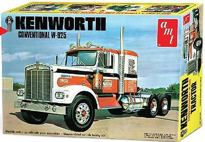 AMT Kenworth w-925 TRACTOR Truck model kit 1/25 IN STOCK AND SHIPPING NOW!!!