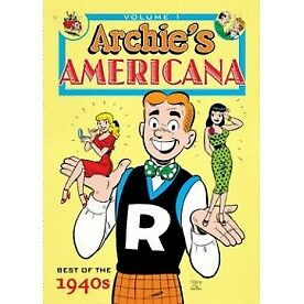 Archie Americana Volume 1: Best of the 1940s - Brand New!