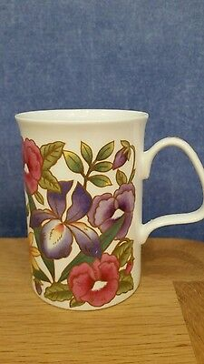 Fine Bone China Charmaine (Floral)  Mug by Roy Kirkham.