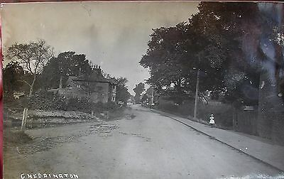 LEAFY CHEDDINGTON BUCKINGHAMSHIRE c1911 RP PC