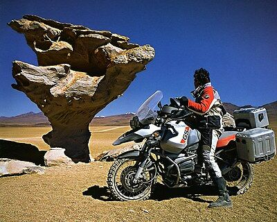 2002 BMW R1150GS Adventure Motorcycle Factory Photo ca7360