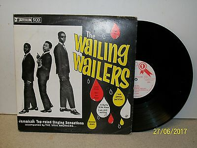 LP: THE WAILING WAILERS; Studio 1 S1001