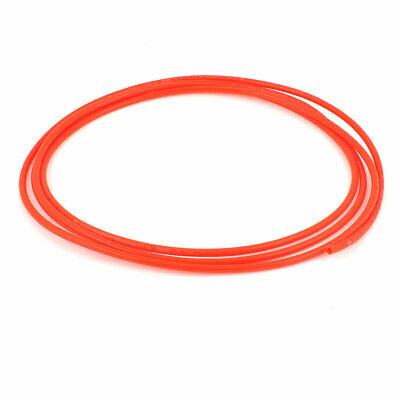 polyuréthane PU Compresseur D'Air Tube Flexible 3 Mètres 6mm x 4mm Red