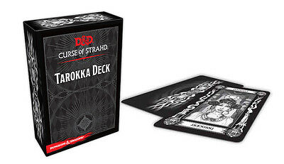 Dungeons & Dragons: Curse of Strahd - Tarokka Deck 73706