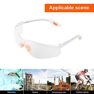 Safety Glasses Protective Motorcycle Goggles Dust Wind Proof Lab Goggles XRAU