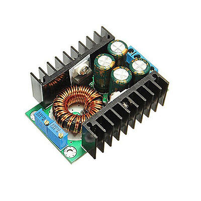 7-32V to 0.8-28V Step-down Power Module DC-DC CC CV Buck Converter 12A 300W