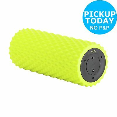 Opti Vibrating Foam Roller From the Official Argos Shop on ebay