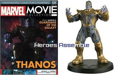 Marvel Movie Collection Special #4 Thanos Figurine Guardians Of Galaxy Eaglemoss