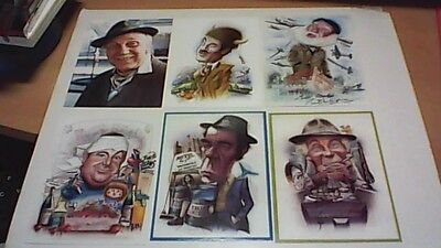 15 Different Only Fools And Horses Postcards-New & Unused-Boycie-Del Boy-Rodney