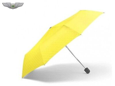 MINI Lifestyle New Genuine MINI Foldable Lemon Umbrella with Signet 80232445721