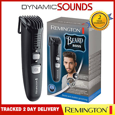 Remington MB4120 Beard Boss Battery Operated Beard Trimmer Shaver Grooming