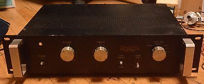 Sound Explorer CR-1000 tube preamp with phono stage * built by Ken-audio * VG++