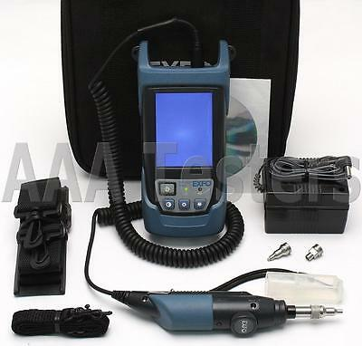 EXFO FIP-400 Fiberscope Optical Inspection Probe & Viewer Kit FIP FIP400