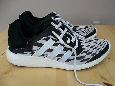 Mens Adidas Boost Running Trainers Uk Size 10.5