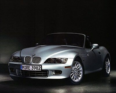 2001 BMW Z3 Roadster 3.0i Factory Photo ca7387