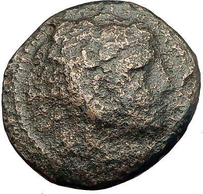 ALEXANDER III the GREAT 336BC Macedonia Ancient Greek Coin HERCULES CLUB i62382