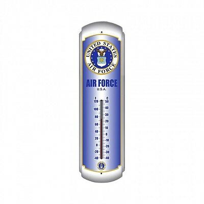 US Air Force Thermometer - Hand Made in the USA with American Steel