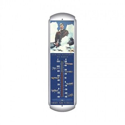 US Army Air Forces Thermometer - Hand Made in the USA with American Steel