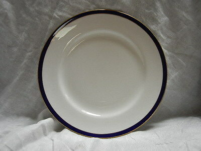 Spode CONSUL COBALT Dinner plate(s) Bone England Y7332 Six available, very nice!