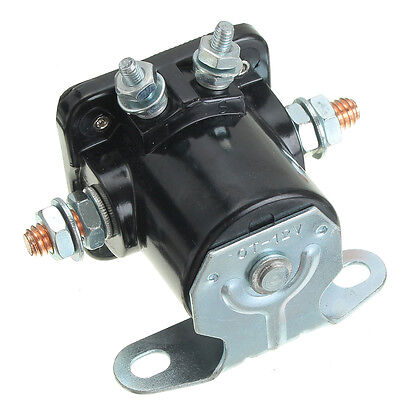 12V Starter System Solenoid Relay Contactor Switch Engine For 1956-up Ford Jeep
