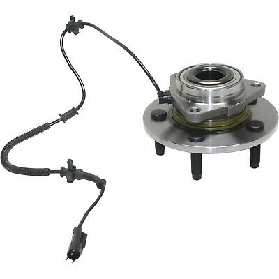 Front Wheel Hub & Bearing W/ ABS Fits 2009-2010 Dodge Ram 1500 2011 Ram 1500