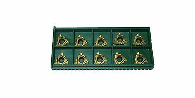 Rdg Indexable External Threading Inserts 60 Degree Metric 16Er60 X 10 16Mm