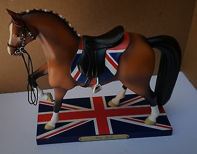 The Trail of Painted Ponies Big Ben Horse England London Olympics 4027951 1E3298