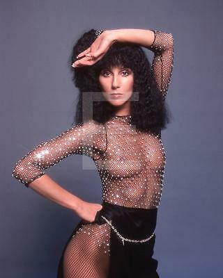 CHER 8x10 to 24x36 Photo Poster Canvas Wall Adhesive by LANGDON HL2484