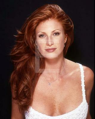 Angie Everhart 8x10 to 24x36 Photo Poster Canvas GICLEE PRINT by LANGDON HL1591