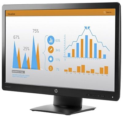 "HP K7X31A8#ABA Business P232 23"" LED LCD Monitor - 16:9 - 5 ms - Full HD"