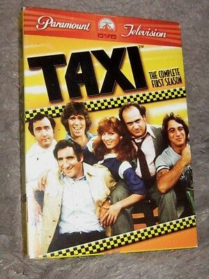 Taxi - The Complete First Season DVD 3-Disc Set Box Set