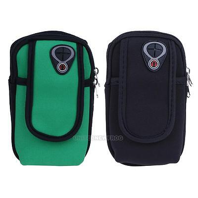 Men Women Sports Jogging Running Arm Band Holder Bag Pouch Case Cover for Phone
