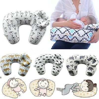 2x BREAST FEEDING PREGNANCY/MATERN​ITY PILLOW BABY NURSING SUPPORT for Baby Mom