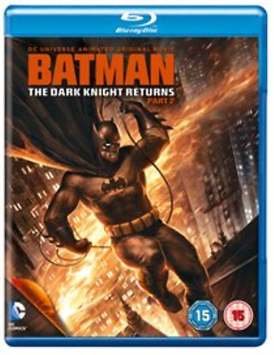 Batman: The Dark Knight Returns - Part 2  Blu-ray NEW