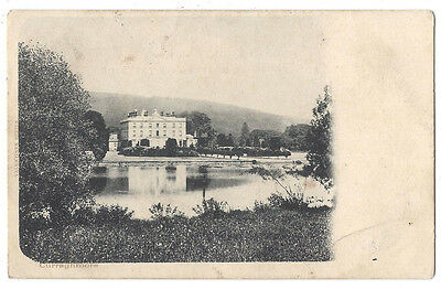 CURRAGHMORE Waterford, Ireland, Old Postcard Postally Used 1906