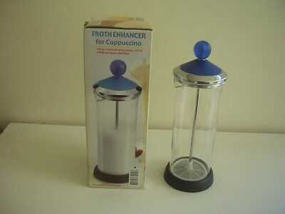 Froth Enhancer For Cappuccino -Germany