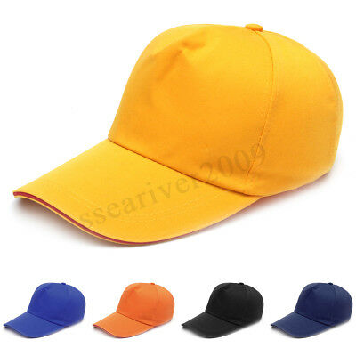 Baseball Style Bump Cap Hard Hat Safety Head Protection