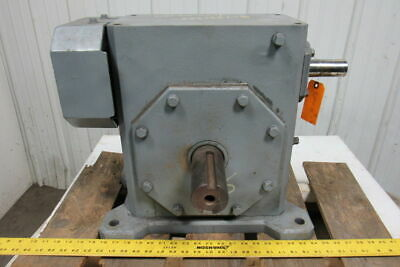 Falk Series 600W Omnibox Worm Gear Double shaft Speed Reducer 15:1 Ratio
