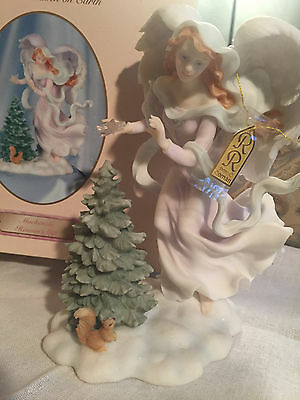 Seraphim Classics Heaven on Earth Mackenzie Heaven's Gift Christmas Angel 84907