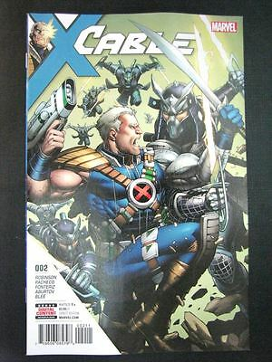 Marvel Comics: CABLE #2 AUGUST 2017 # 1D70
