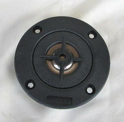 "One Mb Quarti 1"" # 95-6903 Tweeter Speaker Made In Germany Tested"