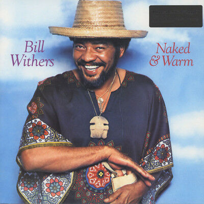 Bill Withers - Naked & Warm (Vinyl LP - 1976 - EU - Reissue)
