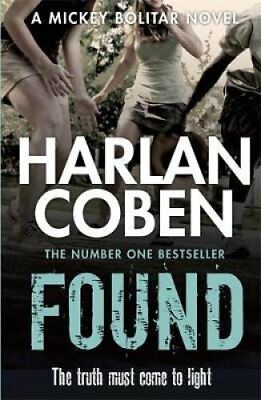 Found by Harlan Coben 9781409135388 (Paperback, 2015)