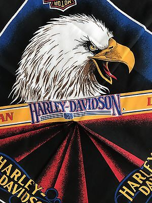 🌟New🌟 Authentic Harley-Davidson Bandana American Legend Eagle Motor Cycles