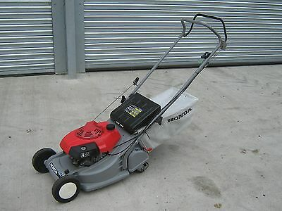 honda hrb 423 petrol push mower with rear roller 16 cut. Black Bedroom Furniture Sets. Home Design Ideas