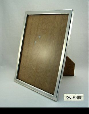 Large Continental Silver (835/1000) Picture- or Photo Frame (24x18cm)