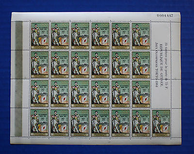 Guinea (#360) 1964 18th Olympic Games, Tokyo MNH sheet